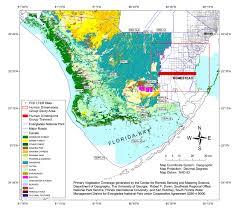 Uga Map Florida Coastal Everglades Lter Gis Data And Maps