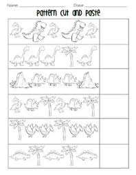 free students determine if each line is a pattern in this fall