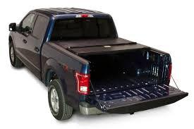 Ford Raptor Truck Bed Accessories - 2010 2014 ford f 150 raptor hard folding tonneau cover bakflip vp