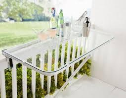 tavolino da terrazzo idee salvaspazio balcone 21 accessori per il balcone