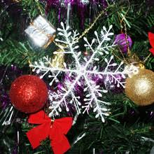White Christmas Tree Decorations For Sale by Compare Prices On Artificial Snowflake Online Shopping Buy Low