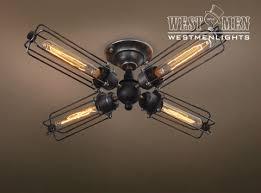 industrial semi flush mount lighting westmenlights livingroom semi flush mount ceiling lighting 4 lights