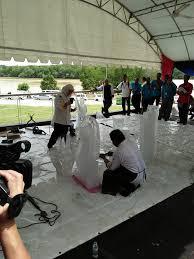 Water Challenge Asian Demo Ukiran Ais Asian Culinary Challenge Asian Culinary