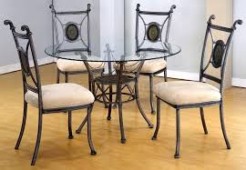Circle Dining Table And Chairs Large Dining Table Fetchmobile Co