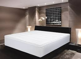 bedroom spa sensations 12 with white ceramic floor and brown