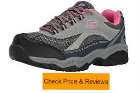 Skechers Comfort Construction Skechers Steel Toe Boots And Shoes Comfortable Shoe Guide