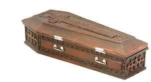 pine coffin coffin box ebay
