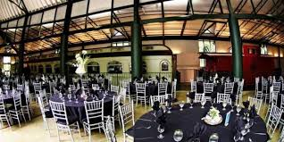 wedding venues in dayton ohio the dicke transportation center weddings