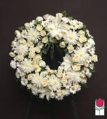 funeral flowers delivery funeral flowers honolulu hff kawela ring wreath honolulu hi