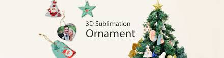 ornaments sun fly sublimation