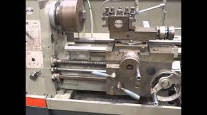 colchester master 2500 lathe demo youtube