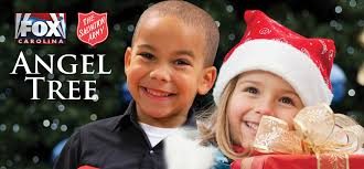 angel tree the salvation army