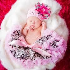newborn baby black u0026 white damask pettiskirt infant soft