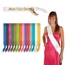 cheap sashes cheap party sashes partycheap