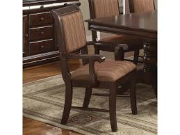 louis philippe dining room furniture crown mark louis phillipe dining arm chair with striped