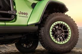 green jeep rubicon 2018 jeep wrangler rubicon mopar and jeep performance parts autobics