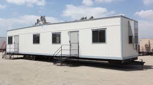 Fema Trailer Floor Plan by Office Trailer Portable Office Trailer U0026 Mobile Office Trailers