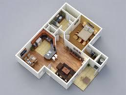 3d home architect design sles create a 3d floor plan in 3ds max by creativesyntax 3d 2d
