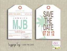 luggage tag save the date einladung save the date luggage tag 2501342 weddbook