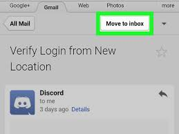 Gmail Login Mail How To Unarchive An Email On Gmail On Android 12 Steps