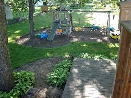 Backyard Play Area Ideas by Swing Set Play Area Frame Out Dsc09831 Jpg Re Sized Jpg