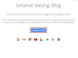 cara membuat akun gmail terbaru cara membuat akun gmail terbaru pedia blog