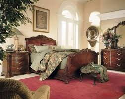 bedroom american drew sleigh bed modern bedroom furniture sets
