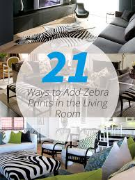 matrix home design decor enterprise 21 ways to add zebra prints in the living room home design lover