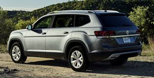 volkswagen atlas black uautoknow net all new volkswagen atlas three row crossover starts