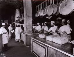 brigade de cuisine what is the kitchen brigade culinarylore com