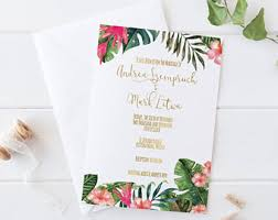 tropical wedding invitations tropical wedding invitations tropical wedding invitations using an