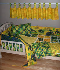 Tractor Crib Bedding Deere Removable Wall Decorations Bedroom Set Tractor Crib