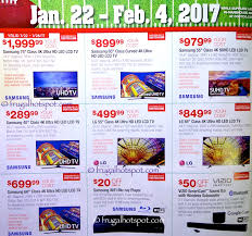 costco big game savings coupon book jan 22 2017 u2013 feb 20 2017