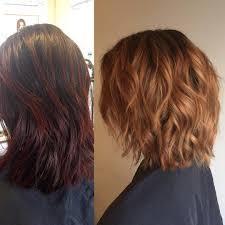 medium length layered wavy hairstyles 10 exciting medium length layered haircuts in fab new colors
