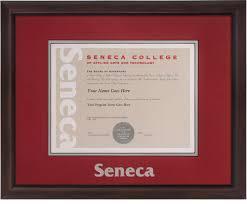 college degree frames seneca college alumni diploma frames online store