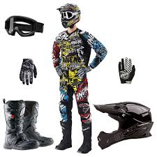 rockstar motocross boots oneal 2015 element wild jersey pants jump gloves 3 series