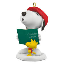 hallmark keepsake spotlight on snoopy 19 winter