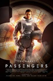 click to view extra large poster image for passengers movie
