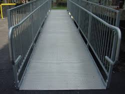 Wheelchair Ramp Handrails Handrails Railings And Ada Compliant Handrail Systems Handiramp