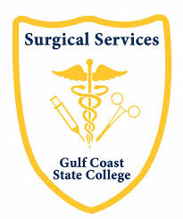 gulf logo history gulf coast state college surgical first assisting college