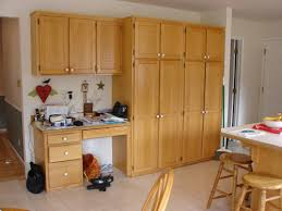 wood pantry cabinet for kitchen oak kitchen pantry kitchen design