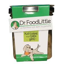 cuisiner pour chien gastronomie pour chien en plat cuisiné