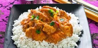 cuisine indienne riz cuisine indienne mon poulet tikka massala et riz basmati