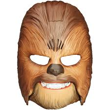 star wars the force awakens chewbacca electronic mask walmart com