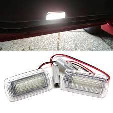 lexus rx400h overheating aliexpress com buy 2x white led courtesy door light for toyota
