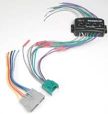 scosche cfdk6 wiring interface allows you to connect a new car