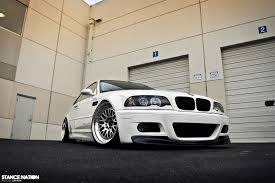 stance bmw m3 snow white stancenation form u003e function
