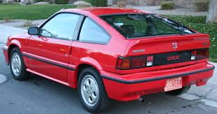 Honda Crx 1987 Low Mileage 1st Gen Crx Si Rare Cars For Sale Blograre Cars For