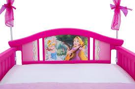 amazon com delta children canopy toddler bed disney princess baby