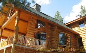 16x20 log cabin meadowlark log homes snowshoe log lodge meadowlark log homes